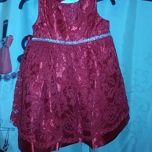 Youngland Baby Dress
